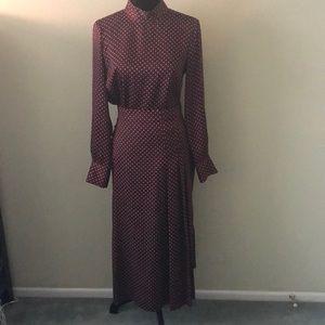 2 piece ladies dress